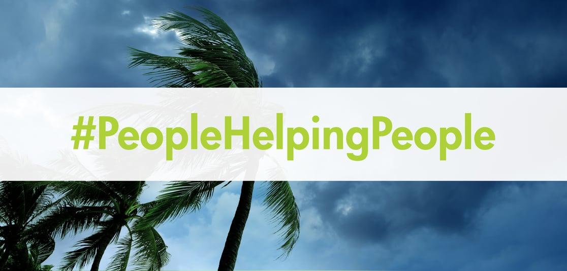 2019 Hurricane Stock Image with #peoplehelpingpeople-1